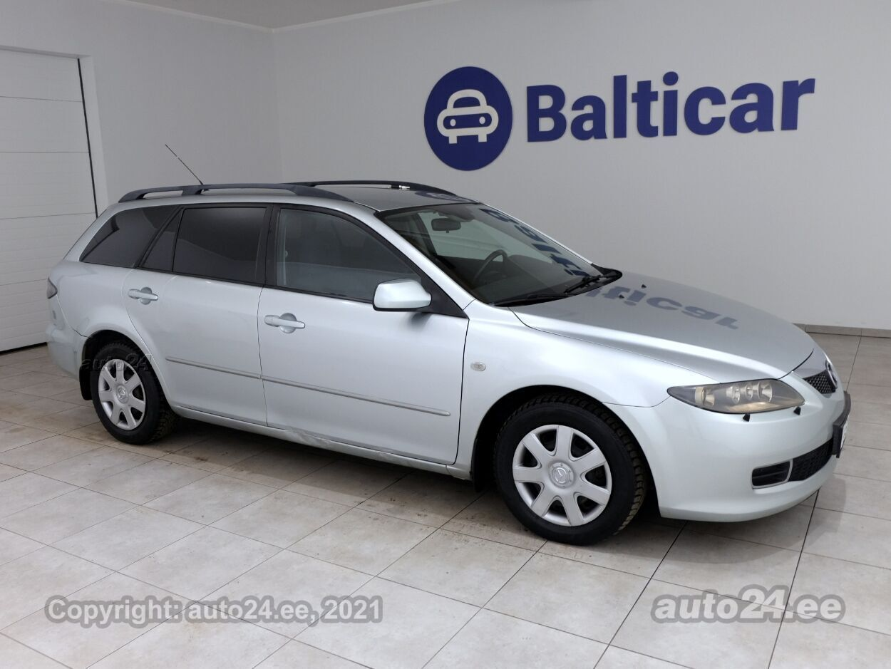 Mazda 6 Facelift LPG ATM 2.0 108 kW - Photo 1