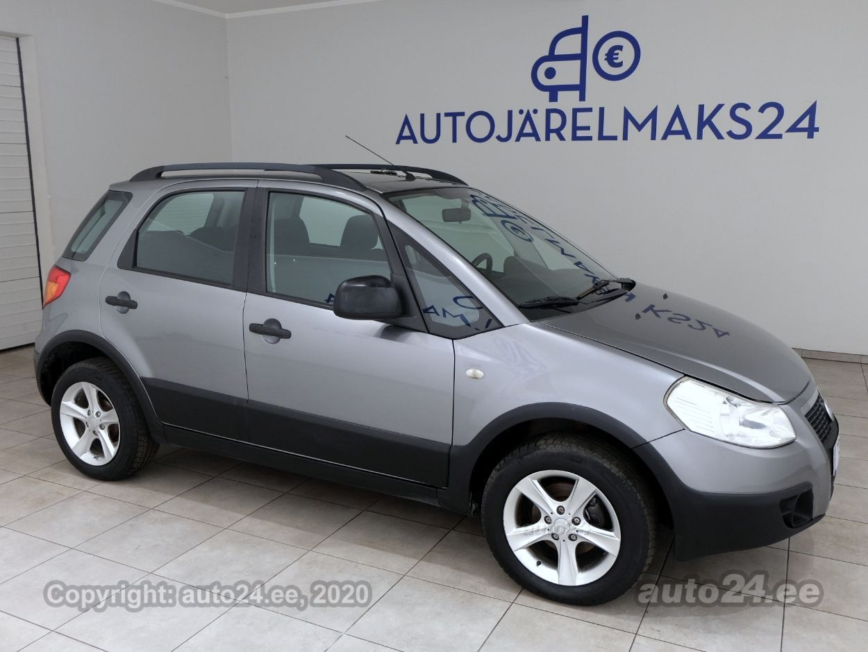 Fiat Sedici Cross 4x4 - Photo