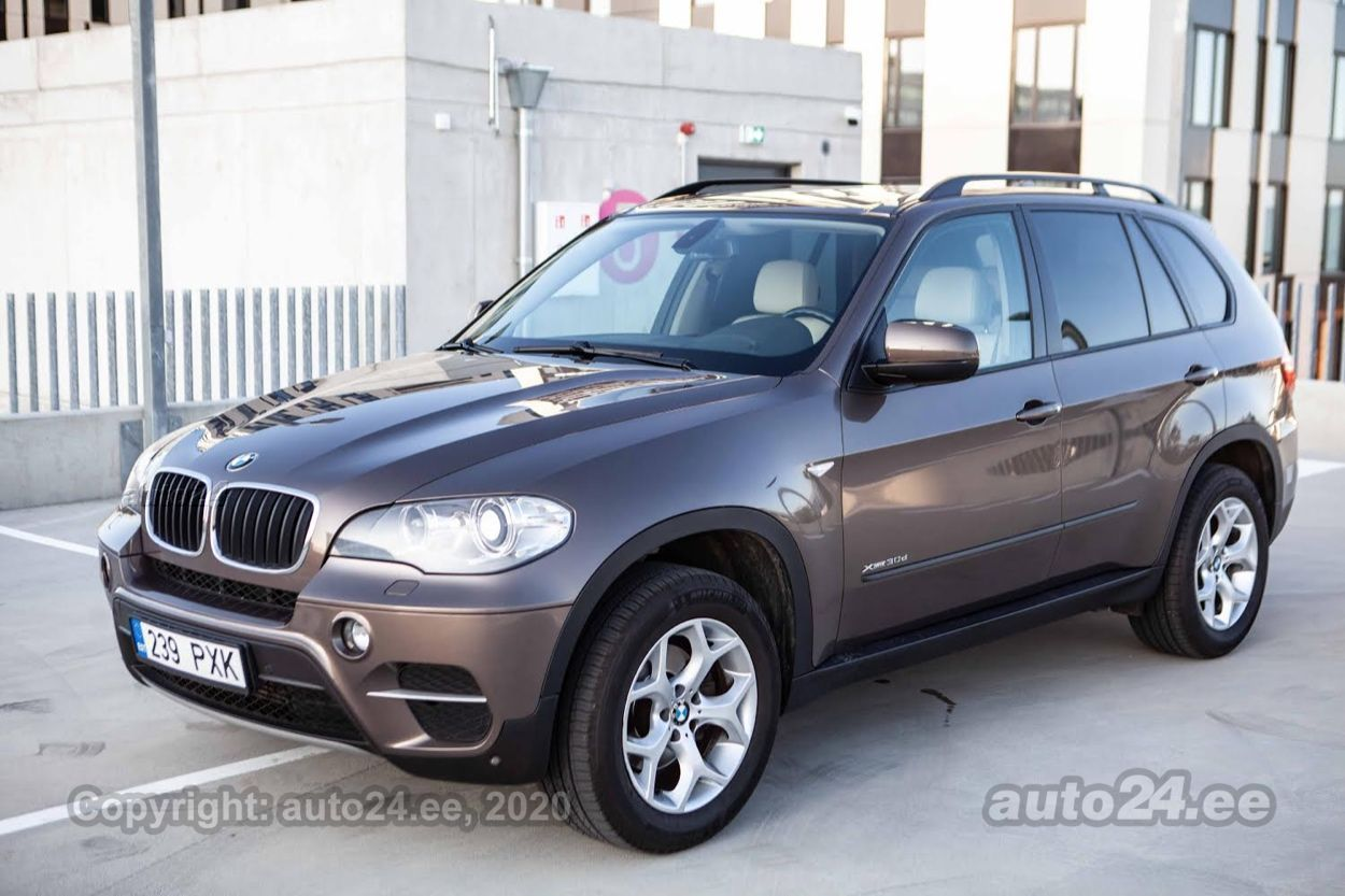 BMW X5 FACELIFT - Photo