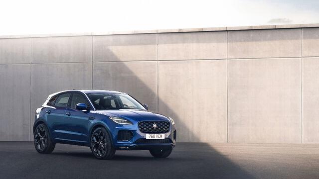 Jaguar E-Pace. Foto: Jaguar