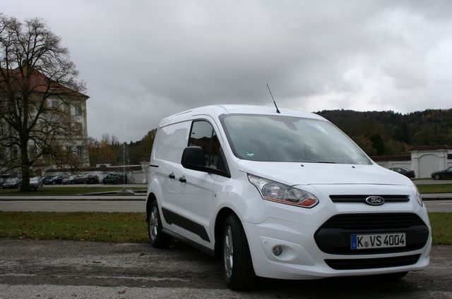 M24 proovikas: Ford Tourneo Connect