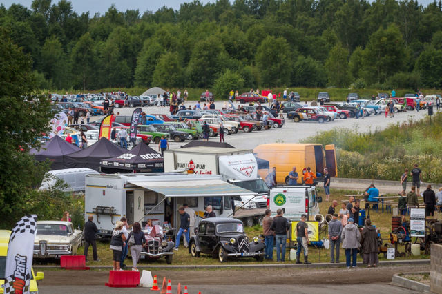 Foto: Youngtimer Camp