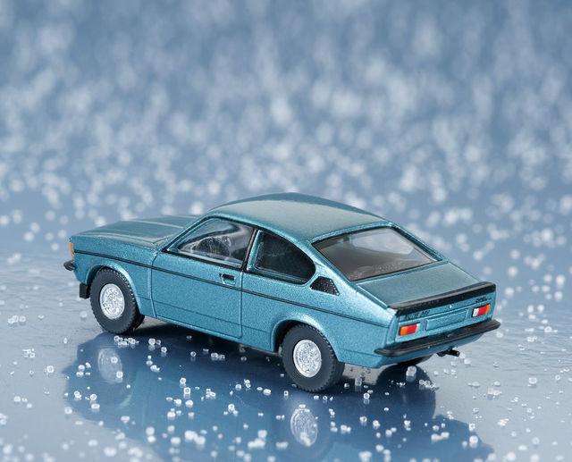 """Wiking Opel Kadett C """"Winterfest"""" (1:87). Foto: Wiking"""