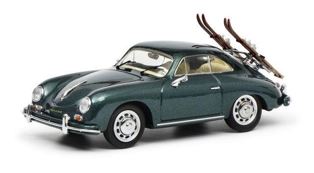 """Schuco Porsche 356 A Coupé """"Wintersport"""" (1:43). Foto: Schuco"""
