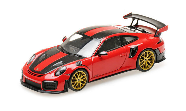 Minichamps Porsche 911 GT2 RS (1:43). Foto: Minichamps