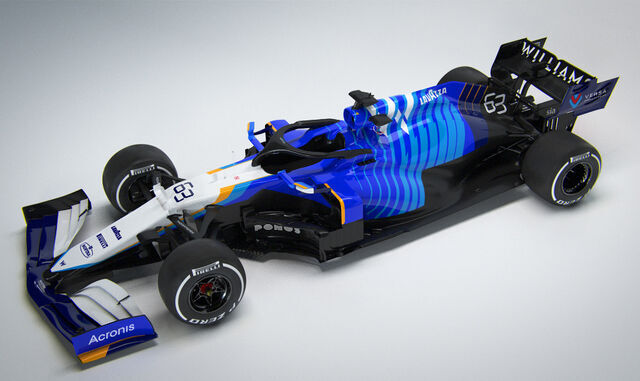 Foto: Williams Racing