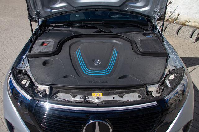 Mercedes-Benz EQC 400 4MATIC. Foto: Laas Valkonen