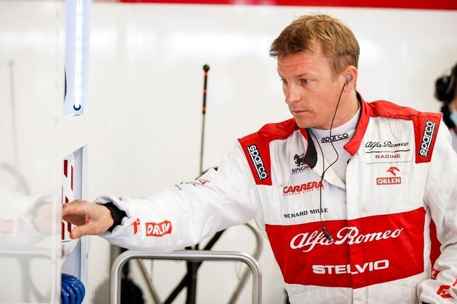 Kimi Räikkönen. Foto: Alfa Romeo Orlen F1