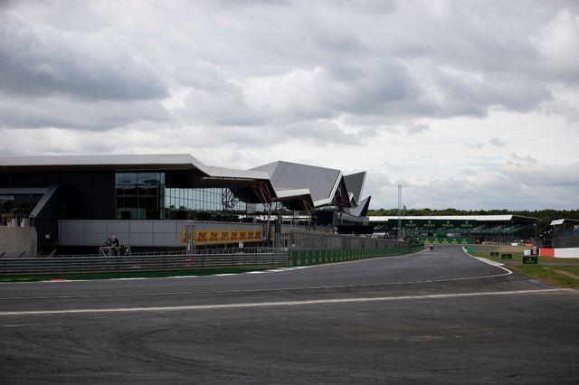 Silverstone. Foto: Pirelli