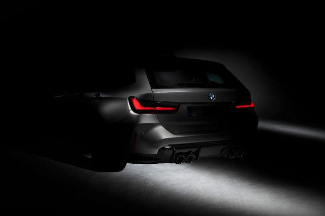 BMW M3 Touring. Foto: BMW