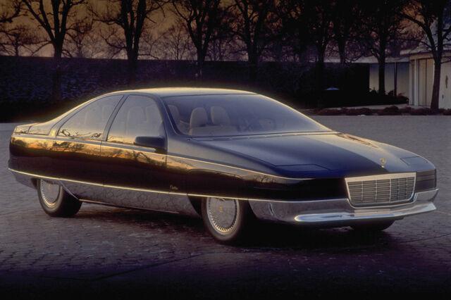 Prohvetlik: suur osa Cadillac Voyage'il näidatud uuenduslikust tehnoloogiast on kasutusele võetud. Foto: Cadillac