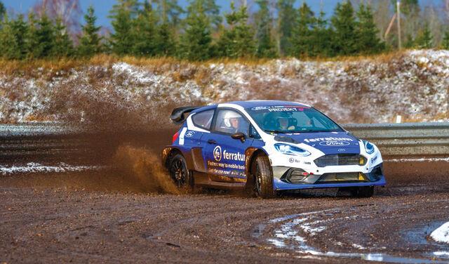 Kõige enam avaldas Ford Fiesta ERX muljet kiirendusega. Foto: Pille Russi