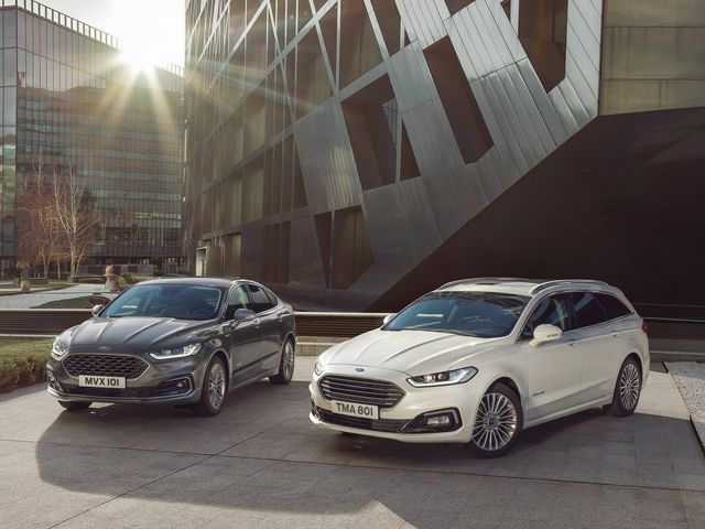 Ford Mondeo. Foto: Ford