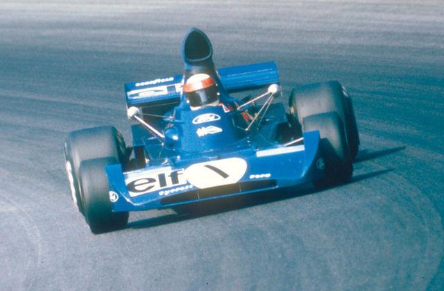 Ken Tyrrelli ja Jackie Stewarti (pildil 1972. aastal) koostöös võideti viis MM-tiitlit. Foto: Ford Motor Company
