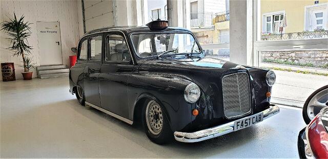London Taxi V8. Foto: eBay