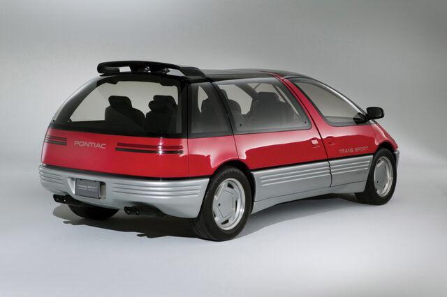Trans Sport Concept erines kõigist senistest mahtuniversaalidest ja mõjutas ka rivaalide disaini. Foto: GM