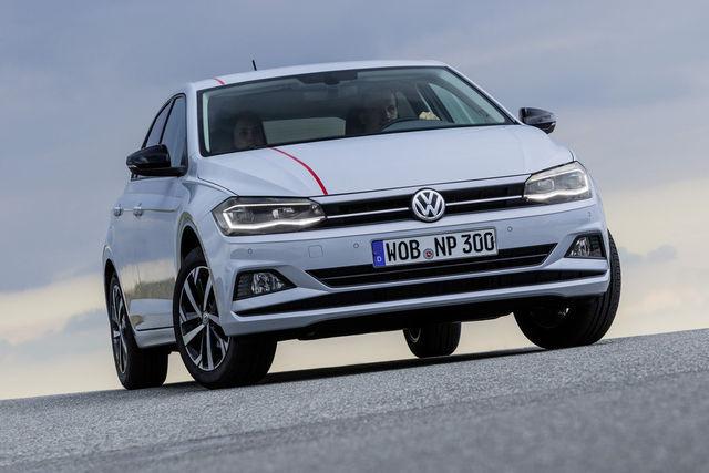 VW Polo. Foto: Volkswagen