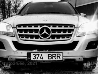 Mercedes-Benz ML 350 BlueTEC 4MATIC 3.0 V6 170kW