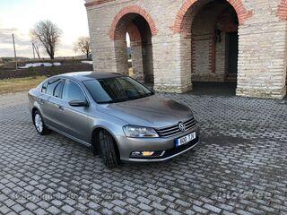 Volkswagen Passat 1.8 118kW